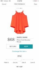 Pin by Ashley Strey on stitch fix   Style, Stitch fix stylist, Cold  shoulder blouse