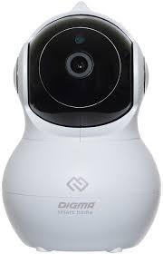 Сетевая IP-камера <b>Digma DiVision 400 белый</b> купить в Москве ...