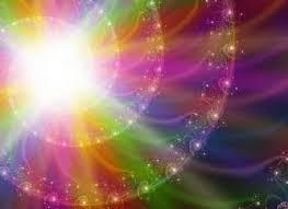 Resultado de imagen de luz azul celeste blanca a Gaia
