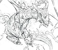Dragon Art Coloring Pages Dragon Art Coloring Pages Dragon Color