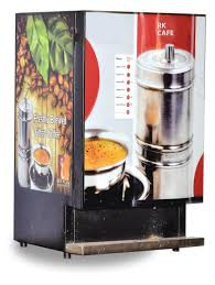 Tea Coffee Vending Machine Rental Basis Awesome Products R K COFFEE INDUSTRIES