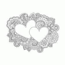 Valentijnsdag Kleurplaten Print Een Kleurplaat Voor Je Geliefde