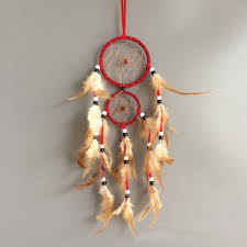 Dream Catcher Without Feathers Vintage Feather Dream Catcher Cool Home Styling 87
