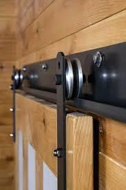 excellent sliding barn door hardware kits