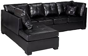 black leather couches. Simple Black Contemporary Black Leather Sectional Sofa Left Side Chaise By Coaster With Couches