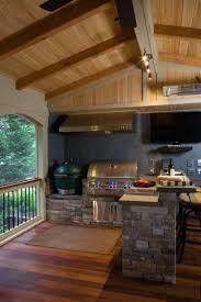 Covered Outdoor Kitchen Plans 83 Best Images About Bbqs Green Eggs On Pinterest Patio