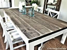 distressed wood table wooden distressed table on distressed wood dining table barn wood dining table diy