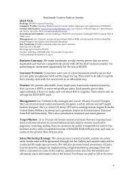 University Business Plan Template Handmade Business Plan Template 35