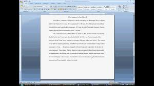 Does Mla Format Have Page Numbers Custom Essay Writing Service
