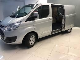 Ford Transit Traction Control Light Stays On Ford Transit Custom Pe Vehicles Cambridgeshire