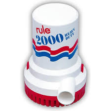 electric bilge pumps west marine how to wire a three wire automatic bilge pump at Rule 500 Gph Automatic Bilge Pump Wiring Diagram