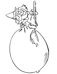 Small Picture Witch Coloring Pages Free Printables for Kids