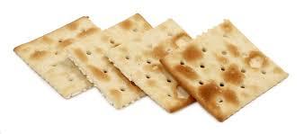 Saltine cracker