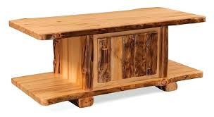 coffee table with glass doors side tables side table with door pine log coffee table with coffee table with glass doors