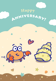 Printable Free Anniversary Cards When I Found You Happy Anniversary Card Free Greetings