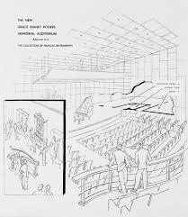 Grace Rainey Rogers Auditorium Seating Chart Did You Know The Grace Rainey Rogers Auditorium Edition