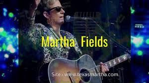 MARTHA FIELDS - Southern White Lies - YouTube