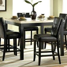 Tall Dining Table And Chairs Wonderful High Kitchen Table Set