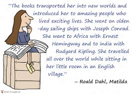 Roald Dahl Quotes Custom Thursday Quotables Roald Dahl Knows It All Bookshelf Fantasies