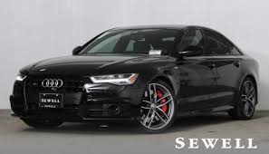 black audi. Fine Audi 2018 Audi S6 Vehicle Photo In Sugar Land TX 77478 Intended Black L