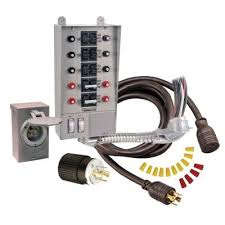 reliance controls 30 amp 10 circuit manual transfer switch kit reliance controls 30 amp 10 circuit manual transfer switch kit 31410crk the home depot