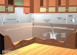 kitchen under counter led lighting. Delighful Counter Under Counter Lighting Led Kitchen Cabinet How To Install  In Your   Throughout Kitchen Under Counter Led Lighting
