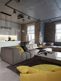ceiling designs for living room. mellow yellow: 7 soothing apartments with sunny accents ceiling designs for living room