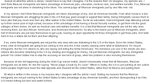 essays mexican essays