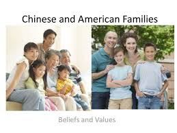 chinese and american family values by jacob