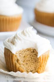 Vanilla Cupcakes With Buttercream Frosting The Paleo