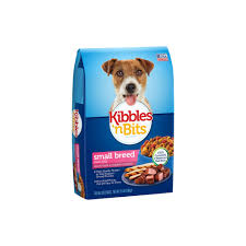 Kibbles N Bits Small Breed Beef And Chicken Dry Dog