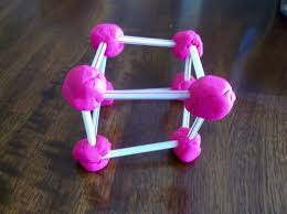 tower building without blocks use play dough and straws