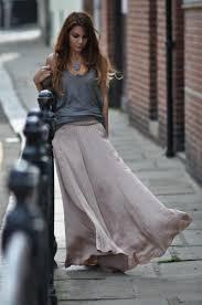 Maxi Skirts The Trendiest Summer Dress For 2016 Maxi Dresses