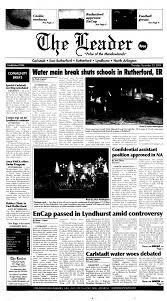 Water main break shuts schools in Rutherford, ER