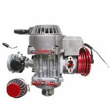 Racing 2 Stroke 49cc <b>Alloy Pull Start</b> Engine Kit Motor F Push Bike ...