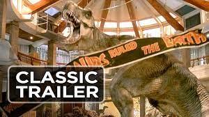Jurassic Park Official Trailer #1 - Steven Spielberg Movie (1993) HD -  YouTube