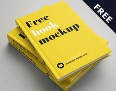 free book mockup with seven diffe shots with customizable backround realistic look with separated psd layers