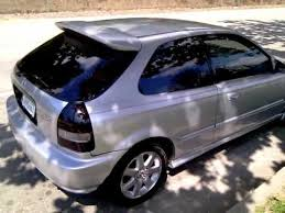 honda civic hatchback 2000. 2000 honda civic hatchback ek