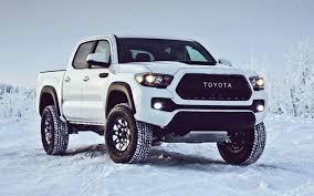 2017 Toyota Tacoma TRD Pro – Kevlar-Reinforced Tires, Rigid ...