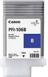 <b>Canon PFI</b>-<b>106B Blue</b> Ink Cartridge <b>130ml</b> - iPF Store
