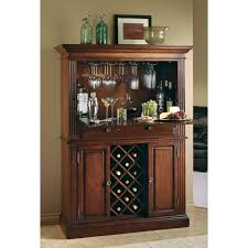 Wine Racks For Cabinets Ideas Nice Wine Hutch With Wooden Material Radyosyonorg