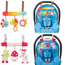 0-12 Months Baby Toys Animal Stroller Rattles Toys Seat ...