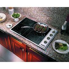 30 inch induction cooktop. Viking VICU206-4BSB 30-Inch Pro Series Induction Cooktop 30 Inch