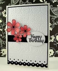 Black And White Greeting Card 70 Best Black White And Red Images Card Ideas Cute Cards Diy Cards