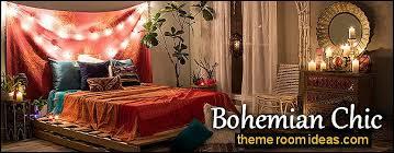decor boho gypsy decorating style
