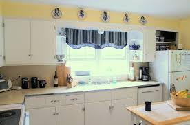 Decorating Kitchen Windows Curtain Ideas For Small Kitchen Windows Decorating Rodanluo