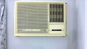 General Air Conditioners General Window Airconditioner Youtube