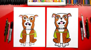 how to draw sgt stubby giveaway
