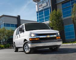 2014 Chevy Express Changes & Updates | GM Authority