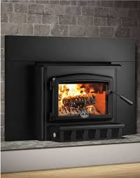 wood burning fireplace insert with blower reviews